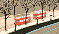 LCC Tramways Posters