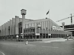 Exterior of Empire Pool, Wembley