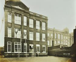 Broad Street School, Stepney