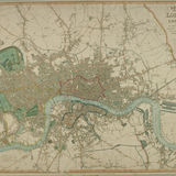 General Map of London